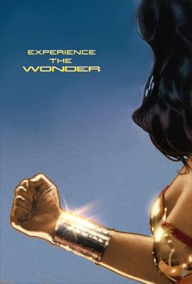 Teaser Póster de Wonder Woman